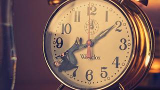 計画を進めるために時間の限界を設けることで限られた時間を有効に使うことができる