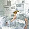 情報を吸収するだけではストレスがたまってしまう