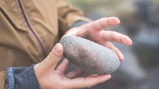 ひとつの塊を砕いて細かくすれば、扱いやすくなる。そのまま大きな塊を使い回そうとすれば、自分の体が振り回されてしまう