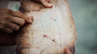 自分を見失ったとき、正しい方向を教えてくれる地図のようなものを持っていますか
